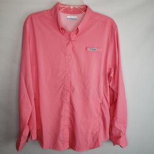 Columbia Sportswear PFG Long Sleeve Fishing Shirt